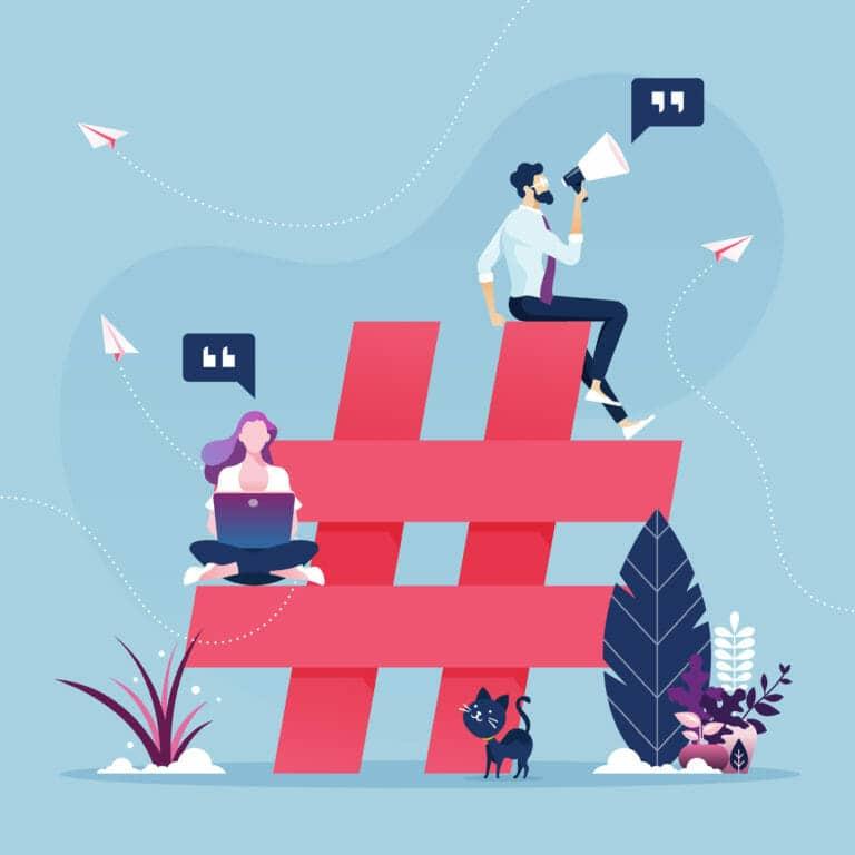 como crear un plan de social media